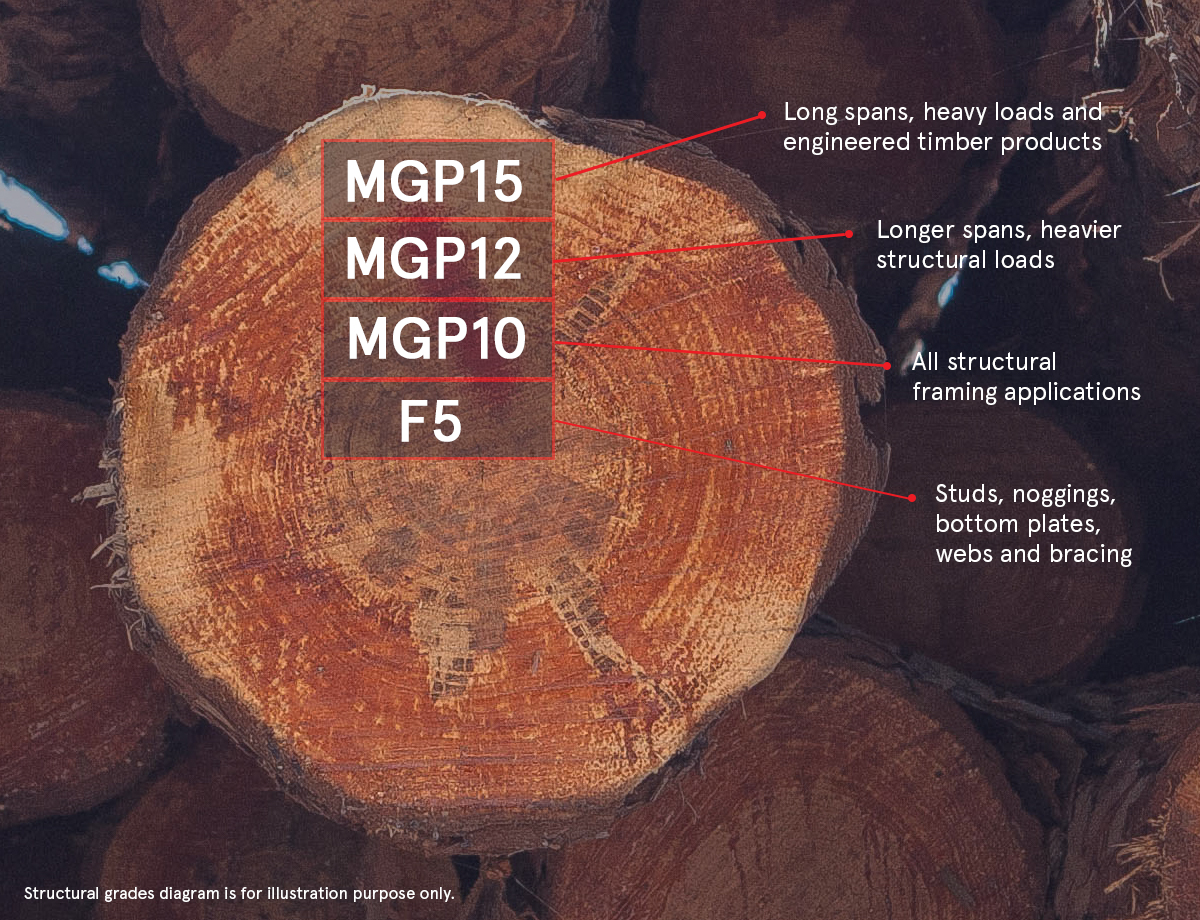 Hyne Timber - Log Structural Grades